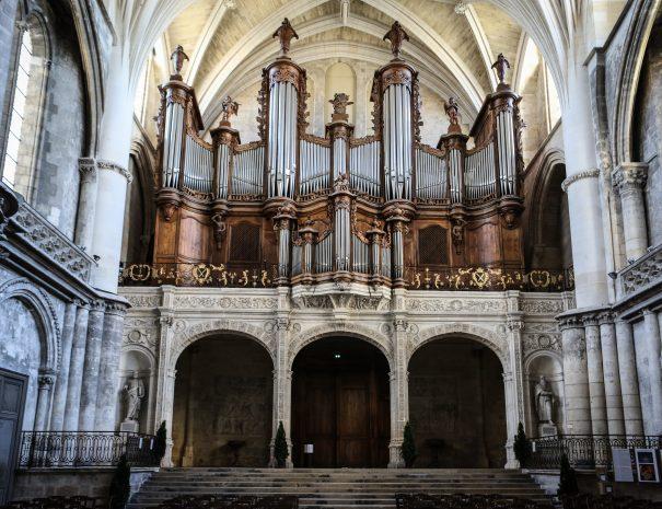 orgue de st-andré