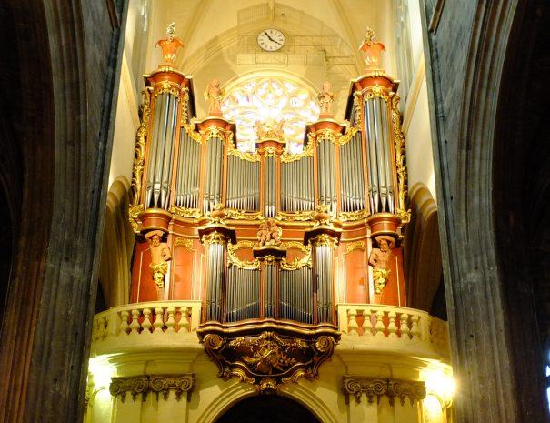 orgue de st michel