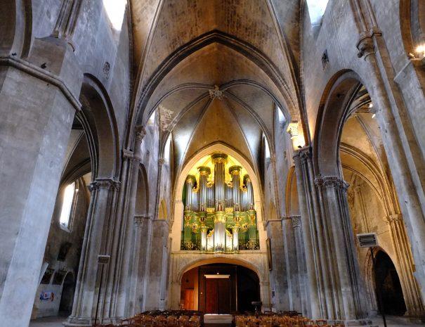 orgue de saint croix
