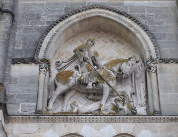 st georges a cheval