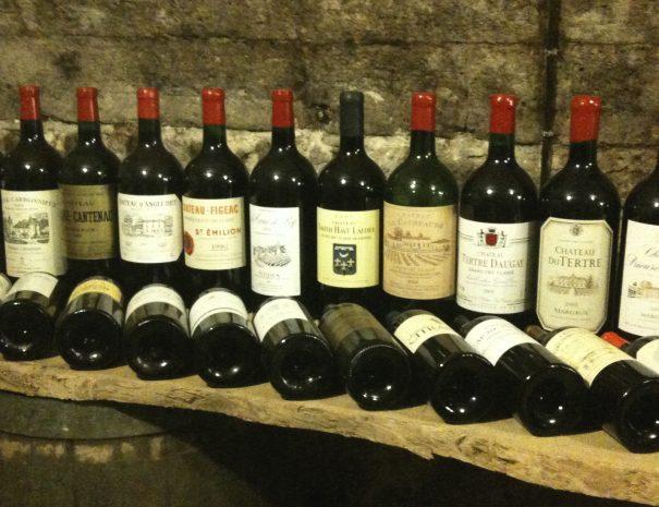 bottles+in+museum